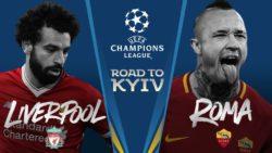 Biglietto Roma Liverpool