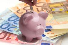 Crescita spesa risparmio