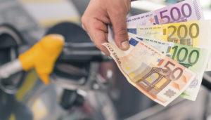 Incremento prezzo carburante