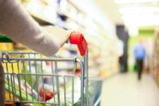 Riduzione acquisti alimentari