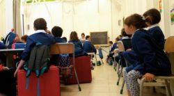 Scuola apertura anticipata