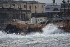 Sicilia maltempo abusivismo