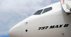 Vietato transito Boeing 737 Max-8