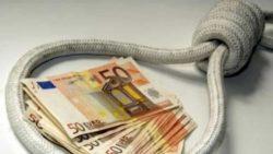 Catania usura bancaria