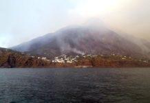 Esplosione Stromboli turisti