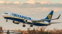 Enac Ryanair viola norme anticovid