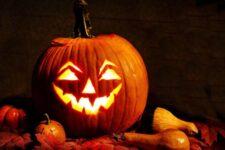 Halloween Covid crollo